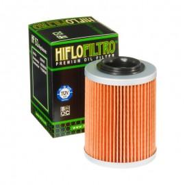 FILTRE A HUILE MOTO HIFLOFILTRO HF152