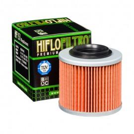 FILTRE A HUILE MOTO HIFLOFILTRO HF151