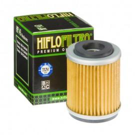 FILTRE A HUILE MOTO HIFLOFILTRO HF143