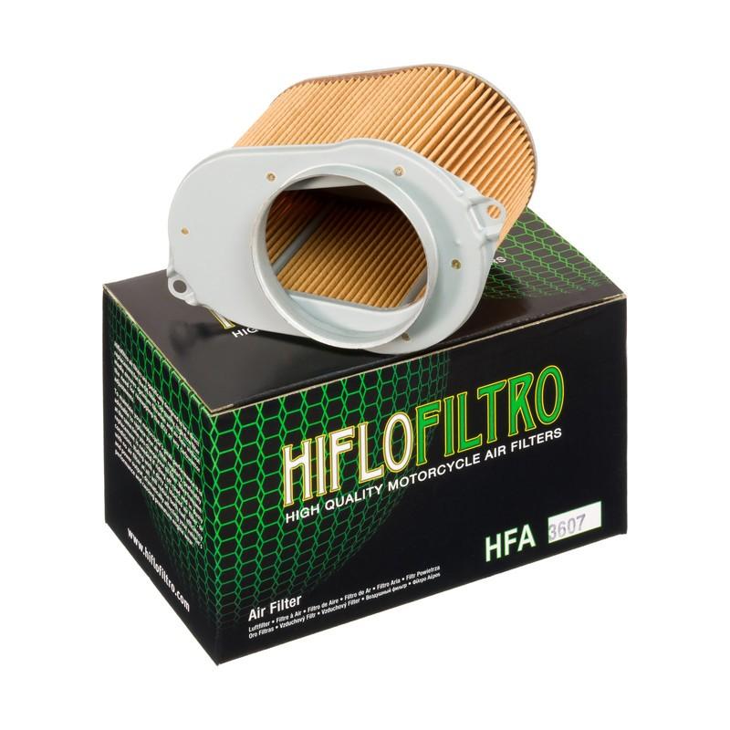 filtre a air moto hiflofiltro hfa3607 motomike34. Black Bedroom Furniture Sets. Home Design Ideas