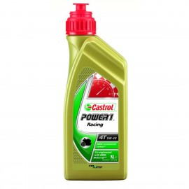 HUILE MOTO CASTROL POWER 1 RACING 4T 5W40 1L