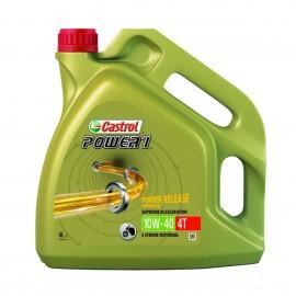 HUILE MOTO CASTROL POWER1 4 L