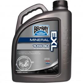 OIL EXL MINERAL 4T 10W-40 4L