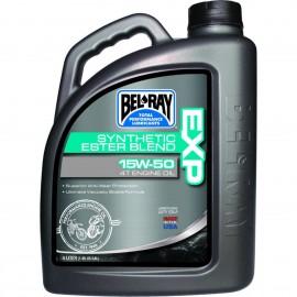 OIL EXP BLEND 4T 15W-50 4L