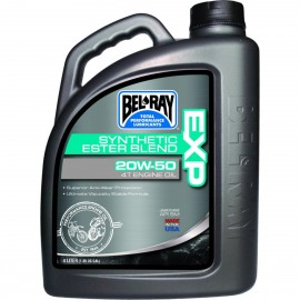 OIL EXP SYN BLEND 4T 20W-50 4L